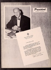 Page 10, 1958 Edition, Fitchburg State University - Saxifrage Yearbook (Fitchburg, MA) online yearbook collection
