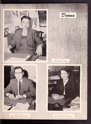 Page 11, 1958 Edition, Fitchburg State University - Saxifrage Yearbook (Fitchburg, MA) online yearbook collection