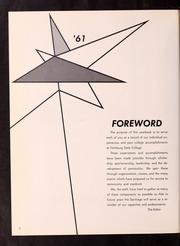 Page 6, 1961 Edition, Fitchburg State University - Saxifrage Yearbook (Fitchburg, MA) online yearbook collection