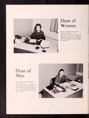 Page 10, 1964 Edition, Fitchburg State University - Saxifrage Yearbook (Fitchburg, MA) online yearbook collection
