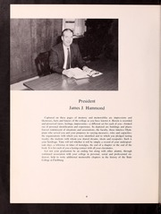 Page 8, 1964 Edition, Fitchburg State University - Saxifrage Yearbook (Fitchburg, MA) online yearbook collection