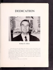 Page 9, 1965 Edition, Fitchburg State University - Saxifrage Yearbook (Fitchburg, MA) online yearbook collection