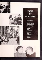 Page 11, 1968 Edition, Fitchburg State University - Saxifrage Yearbook (Fitchburg, MA) online yearbook collection