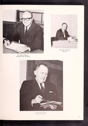 Page 17, 1968 Edition, Fitchburg State University - Saxifrage Yearbook (Fitchburg, MA) online yearbook collection