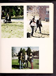 Page 13, 1973 Edition, Fitchburg State University - Saxifrage Yearbook (Fitchburg, MA) online yearbook collection