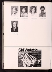 Page 180, 1978 Edition, Fitchburg State University - Saxifrage Yearbook (Fitchburg, MA) online yearbook collection