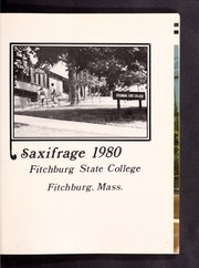 Page 5, 1980 Edition, Fitchburg State University - Saxifrage Yearbook (Fitchburg, MA) online yearbook collection