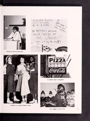 Page 11, 1982 Edition, Fitchburg State University - Saxifrage Yearbook (Fitchburg, MA) online yearbook collection