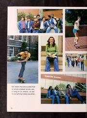 Page 16, 1982 Edition, Fitchburg State University - Saxifrage Yearbook (Fitchburg, MA) online yearbook collection