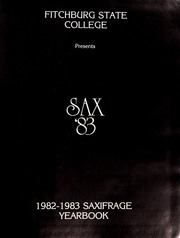 Page 5, 1983 Edition, Fitchburg State University - Saxifrage Yearbook (Fitchburg, MA) online yearbook collection