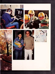 Page 7, 1984 Edition, Fitchburg State University - Saxifrage Yearbook (Fitchburg, MA) online yearbook collection