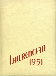 1951 Edition, Lawrence Academy - Lawrencian Yearbook (Groton, MA)