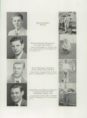 Page 15, 1951 Edition, Lawrence Academy - Lawrencian Yearbook (Groton, MA) online yearbook collection
