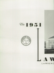 Page 6, 1951 Edition, Lawrence Academy - Lawrencian Yearbook (Groton, MA) online yearbook collection