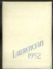 Page 1, 1952 Edition, Lawrence Academy - Lawrencian Yearbook (Groton, MA) online yearbook collection