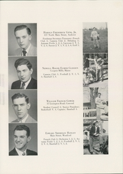 Page 15, 1952 Edition, Lawrence Academy - Lawrencian Yearbook (Groton, MA) online yearbook collection