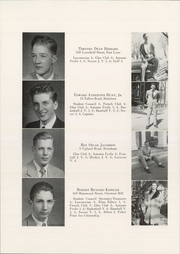 Page 16, 1952 Edition, Lawrence Academy - Lawrencian Yearbook (Groton, MA) online yearbook collection