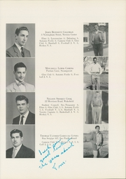 Page 15, 1953 Edition, Lawrence Academy - Lawrencian Yearbook (Groton, MA) online yearbook collection