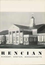 Page 7, 1953 Edition, Lawrence Academy - Lawrencian Yearbook (Groton, MA) online yearbook collection