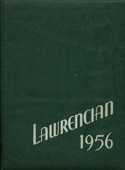 1956 Edition, Lawrence Academy - Lawrencian Yearbook (Groton, MA)