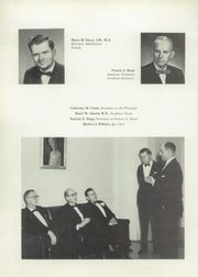 Page 12, 1959 Edition, Lawrence Academy - Lawrencian Yearbook (Groton, MA) online yearbook collection