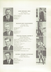 Page 17, 1959 Edition, Lawrence Academy - Lawrencian Yearbook (Groton, MA) online yearbook collection