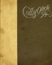Page 1, 1894 Edition, Colby College - Oracle Yearbook (Waterville, ME) online yearbook collection