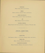 Page 11, 1894 Edition, Colby College - Oracle Yearbook (Waterville, ME) online yearbook collection