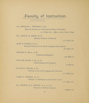 Page 12, 1894 Edition, Colby College - Oracle Yearbook (Waterville, ME) online yearbook collection