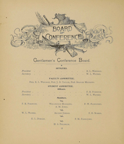 Page 14, 1894 Edition, Colby College - Oracle Yearbook (Waterville, ME) online yearbook collection