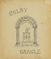 Page 2, 1894 Edition, Colby College - Oracle Yearbook (Waterville, ME) online yearbook collection