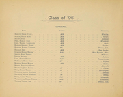 Page 12, 1895 Edition, Colby College - Oracle Yearbook (Waterville, ME) online yearbook collection