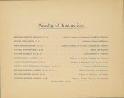 Page 8, 1895 Edition, Colby College - Oracle Yearbook (Waterville, ME) online yearbook collection