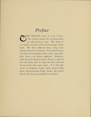 Page 6, 1909 Edition, Colby College - Oracle Yearbook (Waterville, ME) online yearbook collection