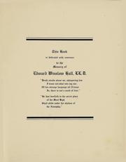 Page 3, 1911 Edition, Colby College - Oracle Yearbook (Waterville, ME) online yearbook collection