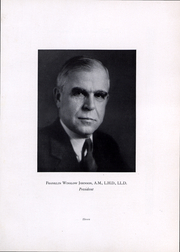 Page 13, 1934 Edition, Colby College - Oracle Yearbook (Waterville, ME) online yearbook collection