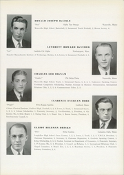 Page 17, 1939 Edition, Colby College - Oracle Yearbook (Waterville, ME) online yearbook collection