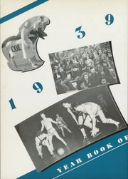 Page 6, 1939 Edition, Colby College - Oracle Yearbook (Waterville, ME) online yearbook collection