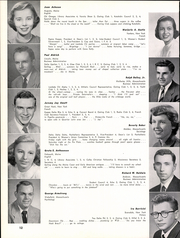 Page 16, 1952 Edition, Colby College - Oracle Yearbook (Waterville, ME) online yearbook collection