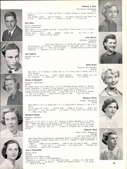 Page 17, 1952 Edition, Colby College - Oracle Yearbook (Waterville, ME) online yearbook collection