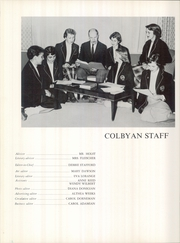 Page 10, 1957 Edition, Colby College - Oracle Yearbook (Waterville, ME) online yearbook collection
