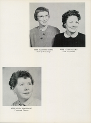 Page 15, 1957 Edition, Colby College - Oracle Yearbook (Waterville, ME) online yearbook collection