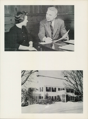 Page 9, 1957 Edition, Colby College - Oracle Yearbook (Waterville, ME) online yearbook collection