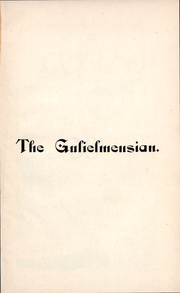 Page 4, 1884 Edition, Williams College - Gulielmensian Yearbook (Williamstown, MA) online yearbook collection