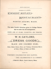 Page 13, 1890 Edition, Williams College - Gulielmensian Yearbook (Williamstown, MA) online yearbook collection