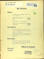 Page 3, 1892 Edition, Williams College - Gulielmensian Yearbook (Williamstown, MA) online yearbook collection