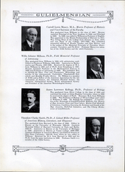 Page 15, 1926 Edition, Williams College - Gulielmensian Yearbook (Williamstown, MA) online yearbook collection