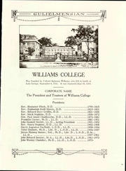 Page 17, 1977 Edition, Williams College - Gulielmensian Yearbook (Williamstown, MA) online yearbook collection