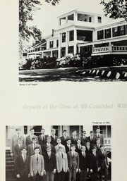 Page 12, 1969 Edition, Winchendon School - Vestigia Yearbook (Winchendon, MA) online yearbook collection