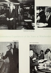 Page 14, 1969 Edition, Winchendon School - Vestigia Yearbook (Winchendon, MA) online yearbook collection